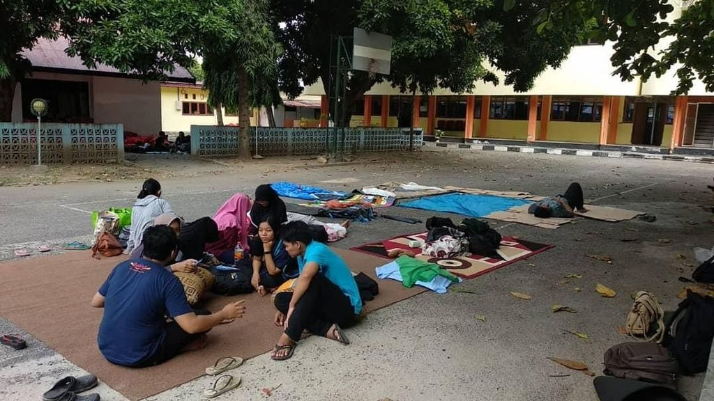 Pasca Gempa, Seluruh Pegawai Kantor Pajak di Palu Selamat