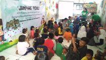 KPP Pratama Jakarta Mampang Prapatan Peduli di Jumat Penuh Berkah