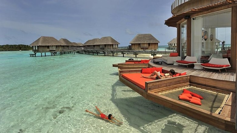 Resort Club Med di Maldives