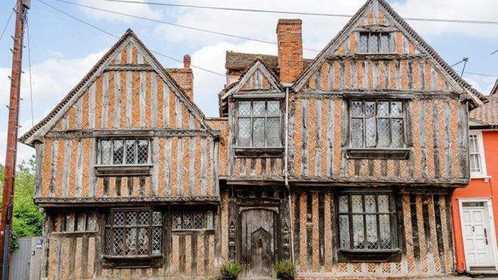 Rumah merupakan properti syuting saat Harry Potter lahir. Istimewa/mansionglobal.com