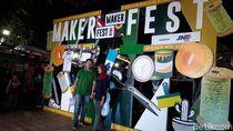 Hadir di Surabaya, Makerfest Tumbuhkan Jiwa Enterpreuner Anak Muda