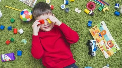 Pilih Mainan Si Kecil Berdasarkan Cita-citanya