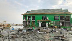Kemenhub Kirim 3 Kapal Bantuan, Pelabuhan Pantoloan Palu Dibersihkan