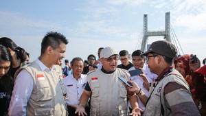 Gubernur Babel Erzaldi Rosman: Silaturahmi Energi Saya