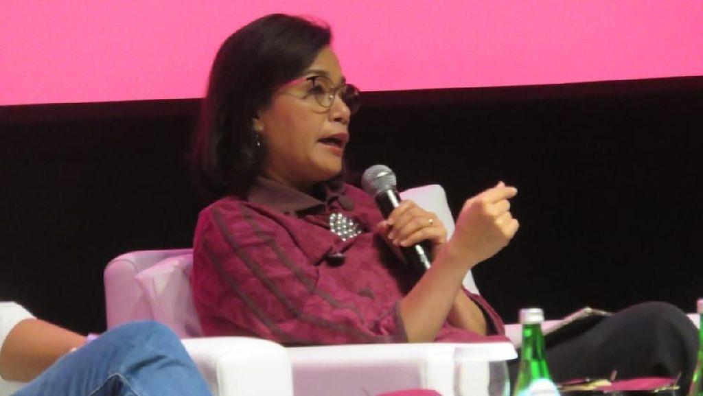 Soal GoPay & OVO, Sri Mulyani: Kita Tak Dalam Posisi Mengatur