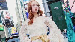 Model Down Syndrome Pertama yang Mendunia Berbagi Inspirasi di Indonesia