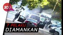 Rencana Aksi Teror Digagalkan, 7 Orang Ditangkap
