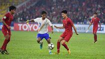 Timnas U-16 Minta Tempat Latihan dan Stadion yang Bagus ke Jokowi