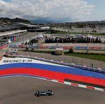 Free Practice III GP Rusia: Hamilton Tercepat di Sesi Ketiga