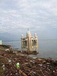 Mengenal Masjid Terapung di Palu yang Roboh Usai Tsunami