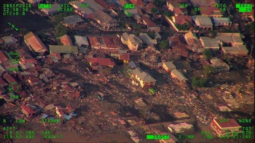 Sri Mulyani Siapkan Rp 560 M untuk Gempa dan Tsunami Sulteng