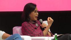 Sri Mulyani Bicara Kesetaraan Perempuan di Bidang Ekonomi