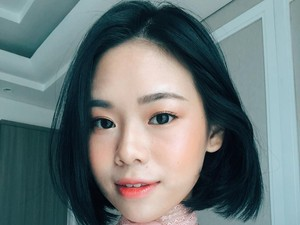 Tips Makeup Awet Seharian dari Beauty Vlogger Molita Lin