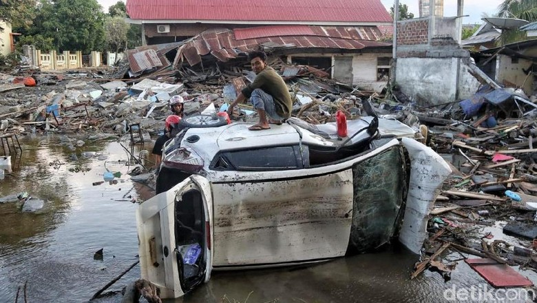 Uni Eropa Umumkan Bantuan Rp 25 M Untuk RI Usai Gempa Sulawesi
