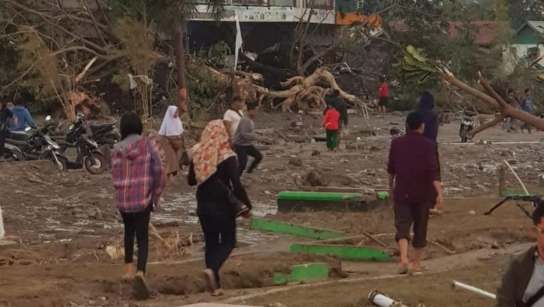 3 Atlet Paralayang di Hotel Roa Roa Palu Saat Gempa, Tak Bisa Dikontak