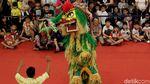 Melihat Pembukaan Kejuaraan Barongsai di Pluit Village