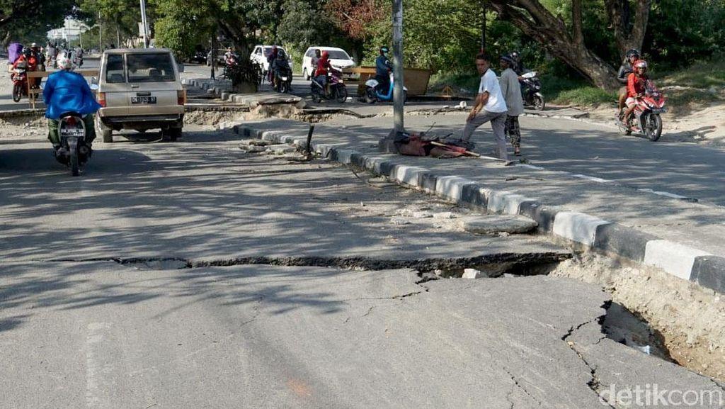 Kondisi Terkini Infrastruktur Palu Pasca Gempa
