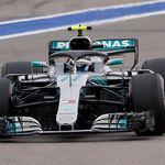 Kualifikasi GP Rusia: Kalahkan Hamilton, Bottas Dapat Pole
