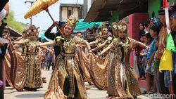 Melihat Kemeriahan Desa Kreatif di Bandung Barat