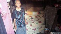 Kisah Laminten, 10 Tahun Tinggal di Bekas Kamar Mandi Umum