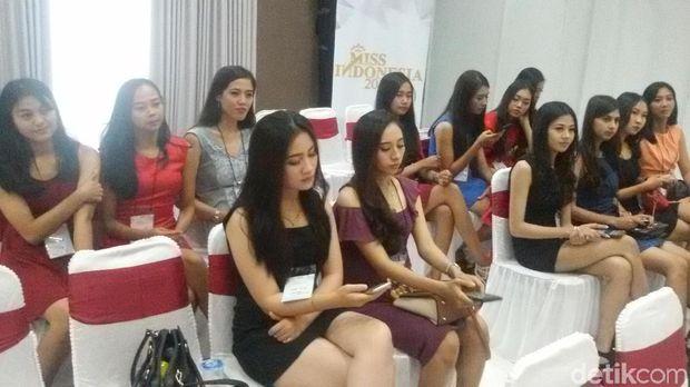 Antusiasnya Warga Yogyakarta Ikuti Audisi Miss Indonesia