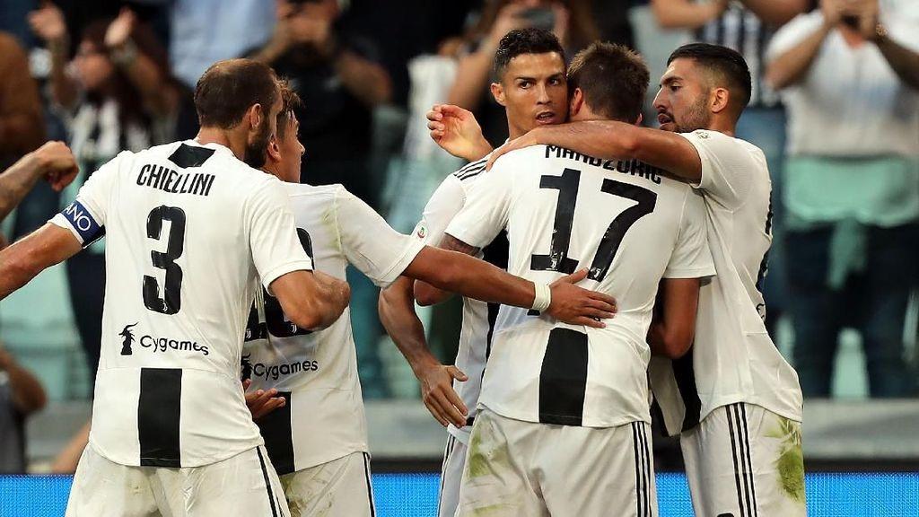 Juventus Terus Melaju