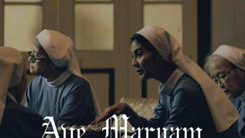 Fakta-fakta Film Ave Maryam yang Durasinya Disunat 12 Menit