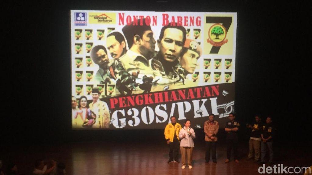 Voxpop: Seberapa Penting Nonton Film G30S/PKI Kata Warga