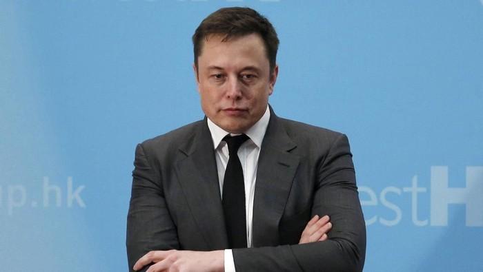 Elon Musk merespons munculnya sebuah nama yang disebut sebagai kandidat utama penggantinya di Tesla (Foto: REUTERS/Noah Berger/File Photo)