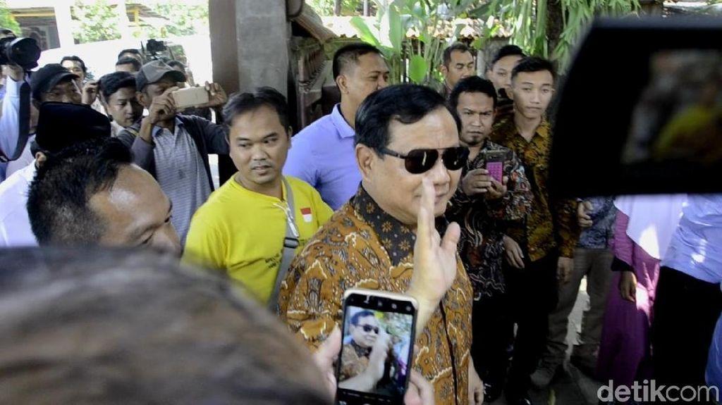 HBD Prabowo Subianto! Ini Dia Gaya Hidup Sehatnya yang Patut Ditiru