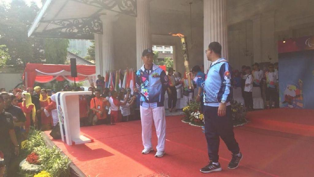 Anies soal Asian Para Games: Disabilitas Berhak Ukir Prestasi