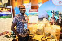 Ini Dia Dogiyai, Biji Kopi Lokal Terbaik dari Papua