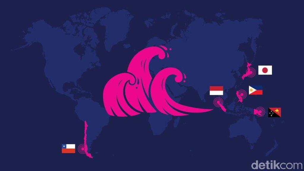 5 Tsunami Mematikan di Dunia