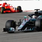 Video: Raikkonen Tercepat, Hamilton Gagal Selebrasi Juara
