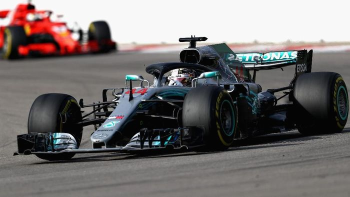 Formula 1 menerapkan hukum gres di demam isu 2019, yaitu yang mencatat waktu lap tercepat akan mendapat suplemen poin. (Foto: Clive Rose/Getty Images)