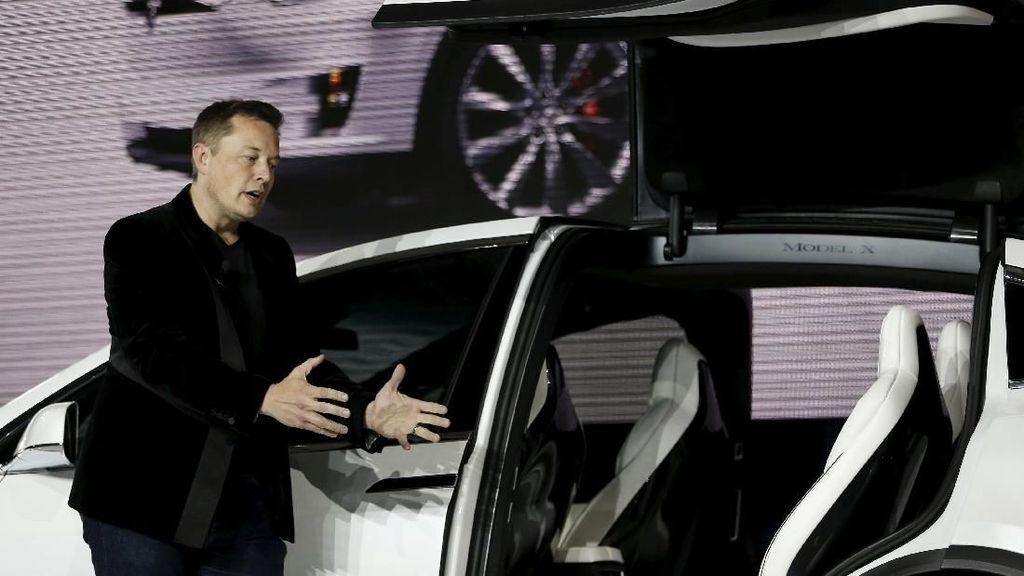 Elon Musk: Tesla Tidak Mau Terima Uang Arab Saudi