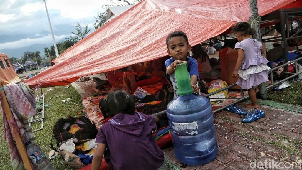 Relawan ACT: Palu dan Donggala Perlu Air Bersih