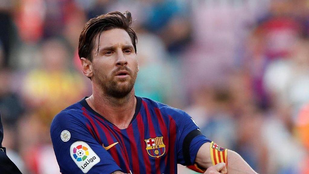 Messi: Jangan Terus Bergantung Padaku, Barca
