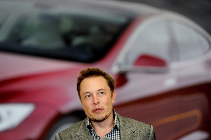 Elon Musk. Foto: Reuters