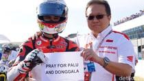 Doa untuk Donggala dan Palu dari Dimas Ekky-Gerry Salim