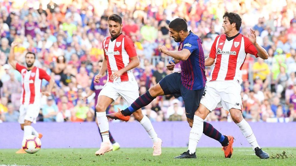 Hasil dan Klasemen Liga Spanyol Pekan Ketujuh