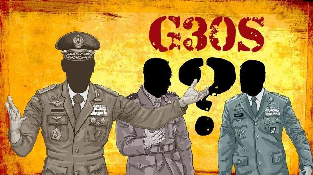Para Jenderal yang Dipenjara Soeharto