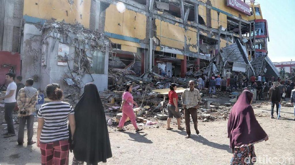 Layanan Bank Masih Lumpuh Pasca Gempa dan Tsunami Palu