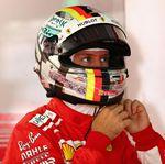 Gap dengan Mercedes di Kualifikasi GP Rusia Bikin Vettel Terkejut