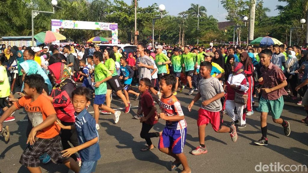 Tak Mau Kalah, Begini Cara Warga Trenggalek Sambut Asian Para Games
