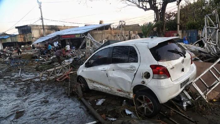 Dampak gempa Palu (dok.detikcom)