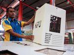 Kotak Suara Kardus di Pemilu 2019, Menurut Anda Aman atau Rawan?