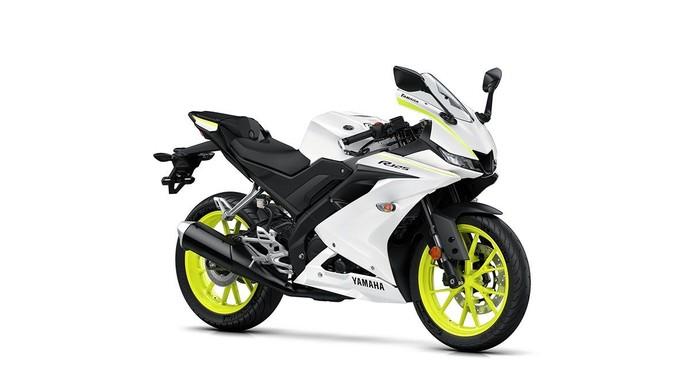 Yamaha R15 Versi 125cc