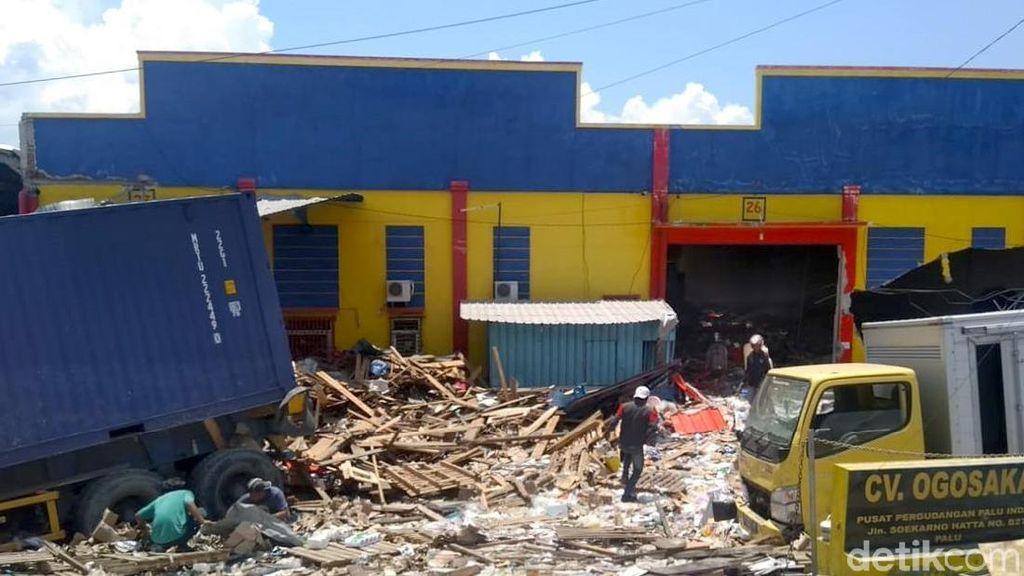 ATM Bank BUMN di Donggala dan Palu Sudah Bisa Dipakai