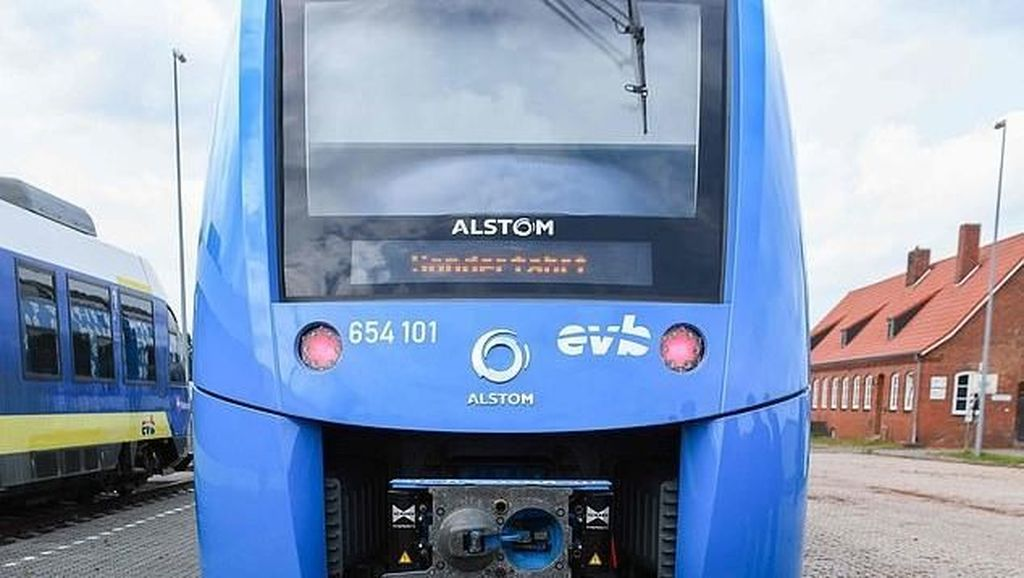 Mau Meluncur di RI, Kereta Hidrogen Pertama Asia Bisa Pakai Rel Lama